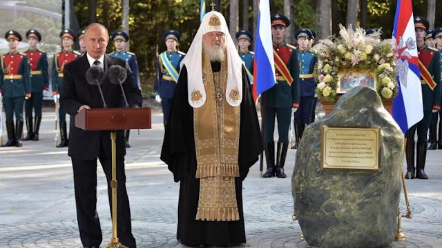 Η Ρωσία γίνεται ξανά στρατιωτική υπερδύναμη