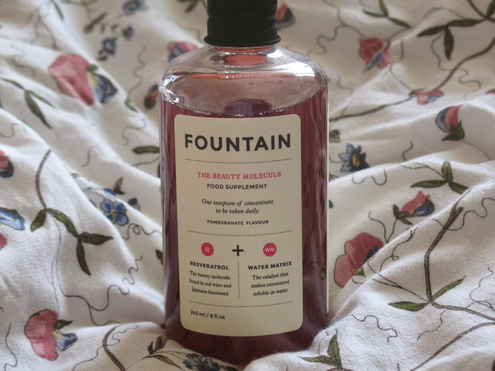 Fountain Beauty Molecule Food Supplement