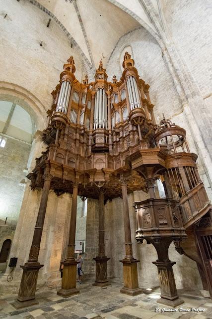Organo de la Catedral de Santa María, Saint Bertrand de Comminges por El Guisante Verde Project