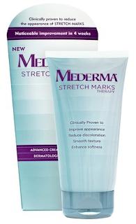 Kem trị rạn da sau sinh Mederma Stretch Marks