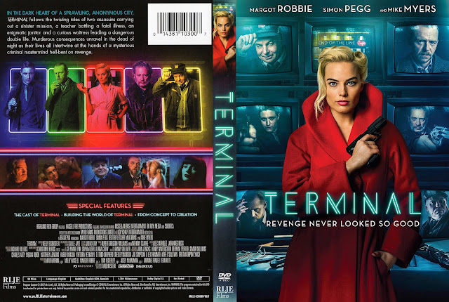Terminal (scan) DVD Cover