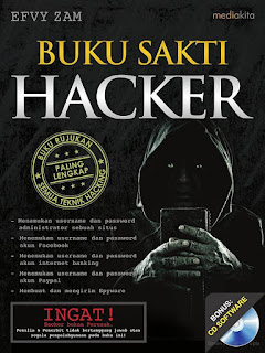 Download Buku Sakti Hacker Full 364 Halaman PDF Update 31-08-2017