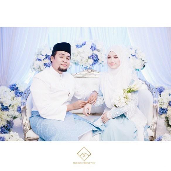 Gambar Sekitar Majlis Pernikahan Blogger Dr. Fatin Liyana dan Suami Dr. Anwar Fazal