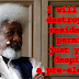 Prof. Wole Soyinka Issues Fresh Statement Regarding Tearing His GREEN CARD