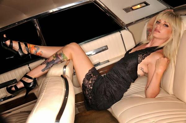 As mais belas tatuagens feminina
