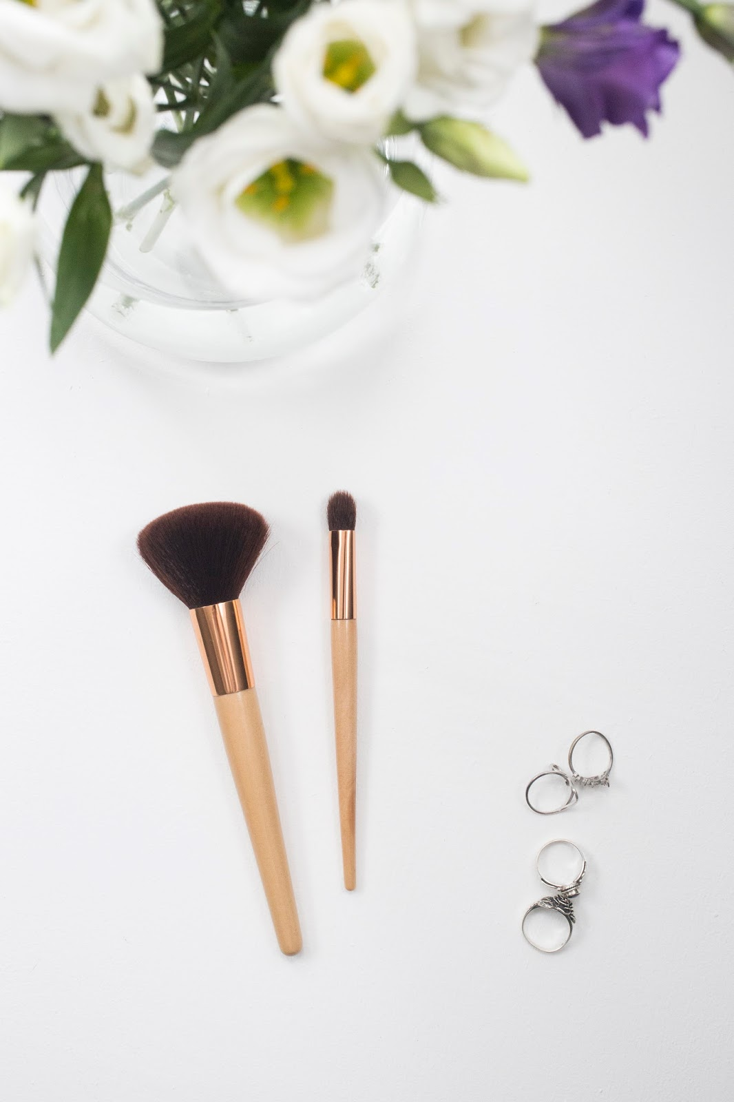 Flawless Nature Make-up Brushes | My thoughts