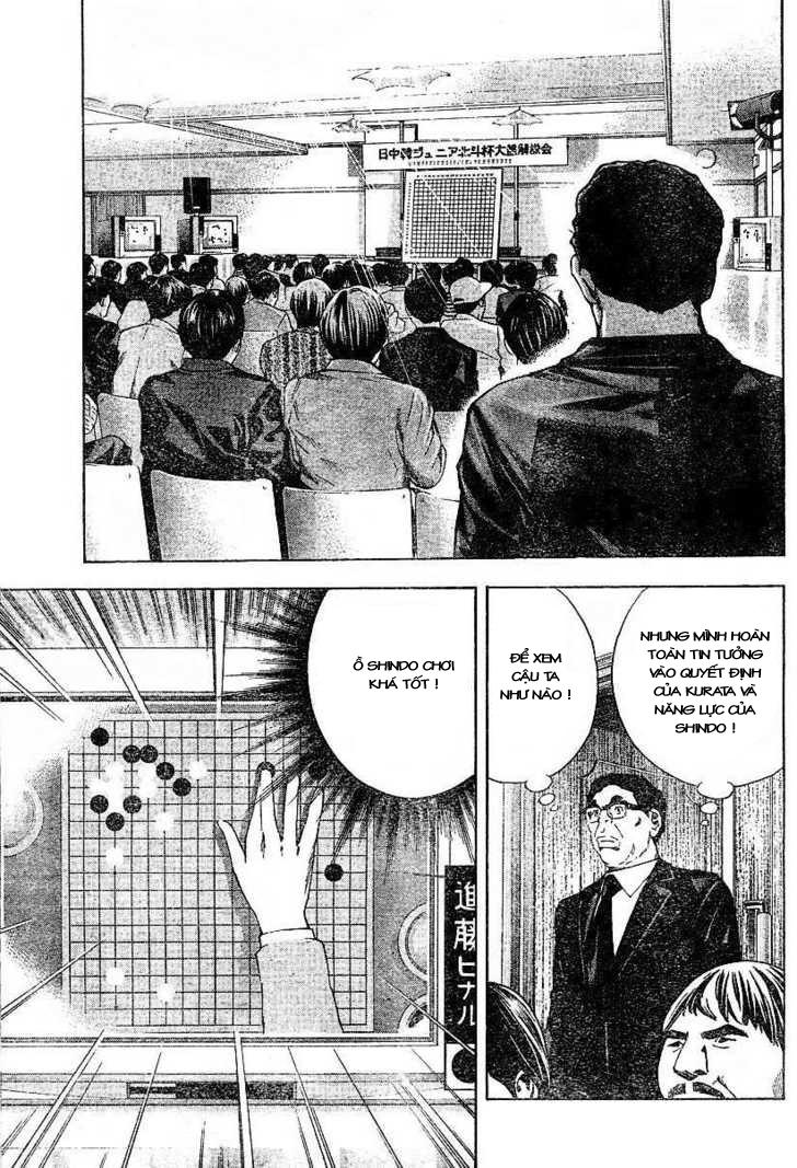 Hikaru No Go hikaru no go chap 184 trang 15