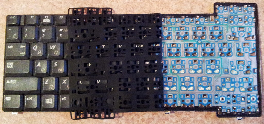 Ремонт клавиатуры на ноутбуке 42