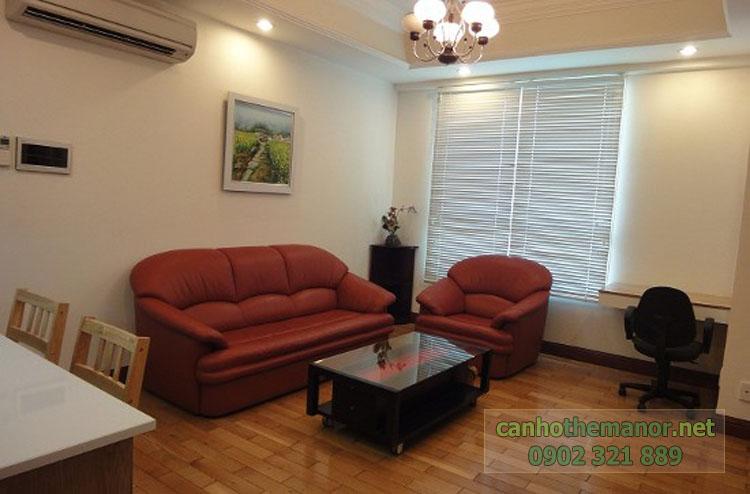 Cho thuê một số căn hộ tại The Manor 2 đường Nguyễn Hữu Cảnh HCM