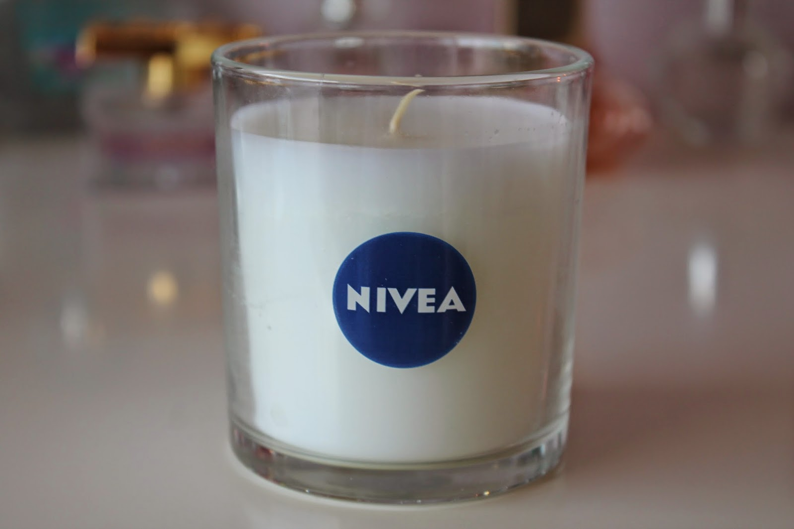 Nivea Duftkerze Beauty Lifestyle Fashion More