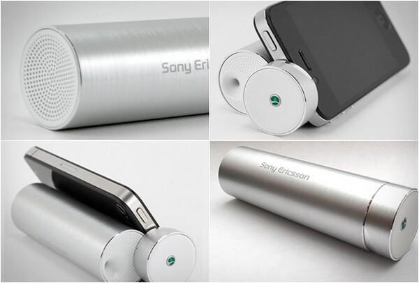 Sony Ericsson MS430 Portable Media Speaker Stand