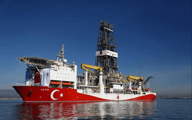 Δύο πλοία για γεωτρήσεις γύρω από την Κύπρο στέλνει η Τουρκία.