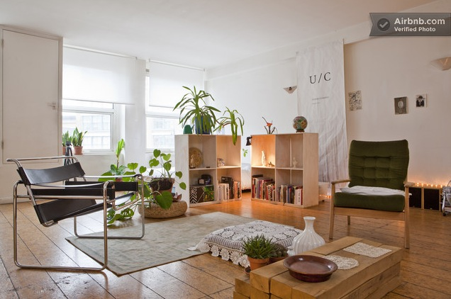 Loft Living Design Vertical Home Garden