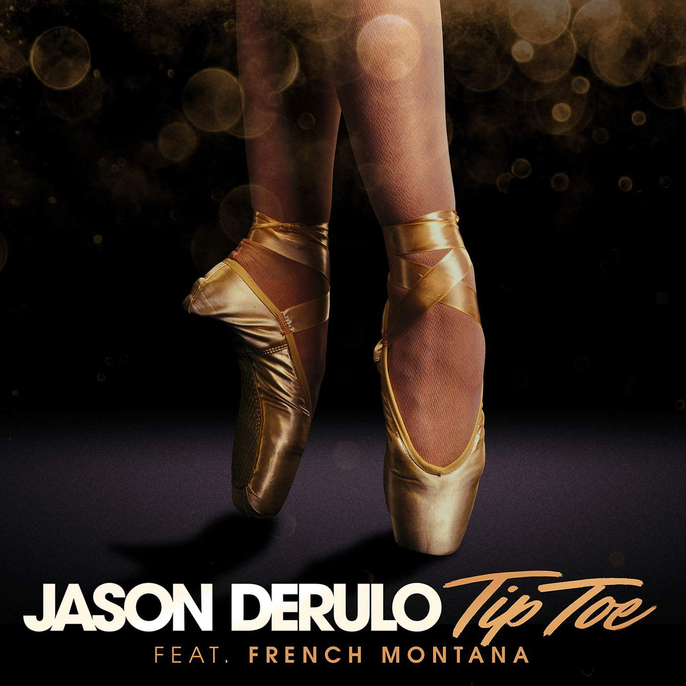 Jason Derulo - Tip Toe (feat. French Montana) - Single
