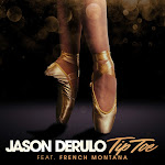 Jason Derulo - Tip Toe (feat. French Montana) - Single Cover