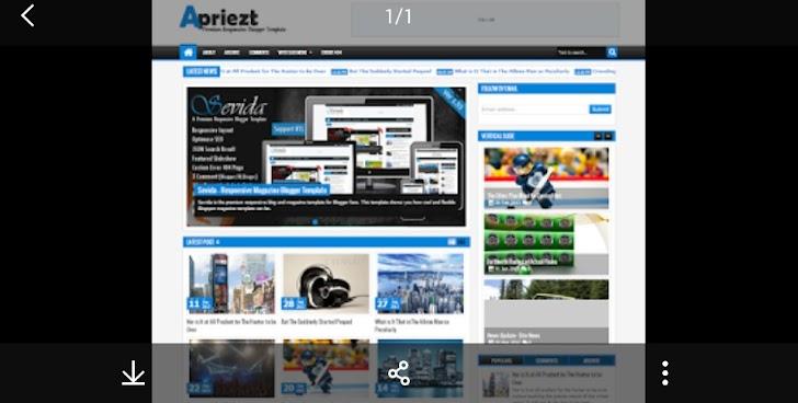 Bagi-bagi Template Premium gratis seo responsive