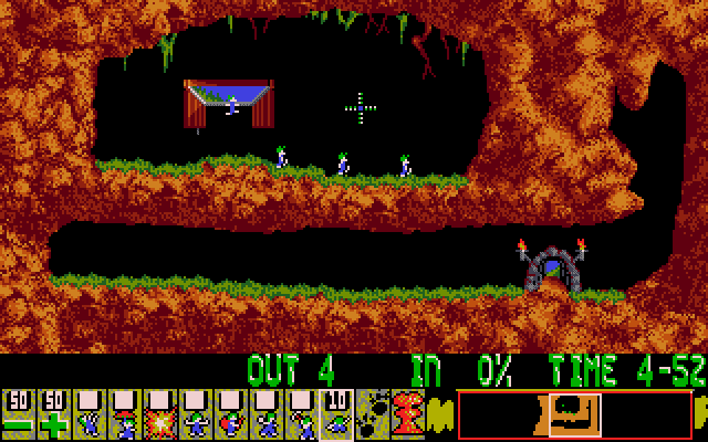 Danysormunen Lemmings Juegos Windows 98