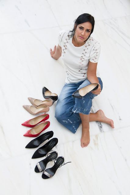 Empreendedorismo: Do salto do sapato ao salto para a empresa