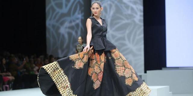 Batik sekar jagad motif gedegan.