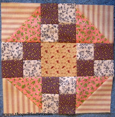 free how to make quilt block pattern tutorila