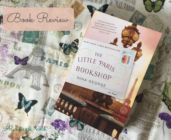 Read this book review for The Little Paris Bookshop written by Nina George