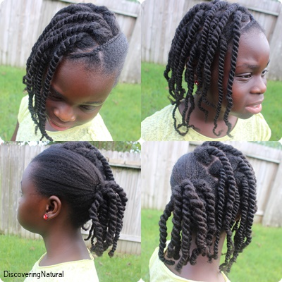 Groovy Discoveringnatural Big Sis39S Quotfunquot Length Check 3 Years Post Short Hairstyles For Black Women Fulllsitofus
