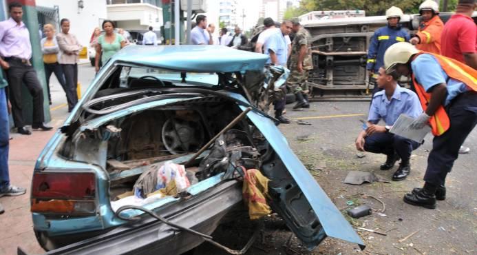 AMET reporta un 20% menos de muertes por accidentes de tránsito en 2017