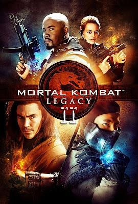 Mortal Kombat: Legacy II - Poster