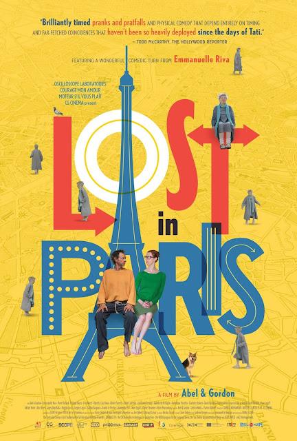 Lost in Paris (2017) ταινιες online seires xrysoi greek subs
