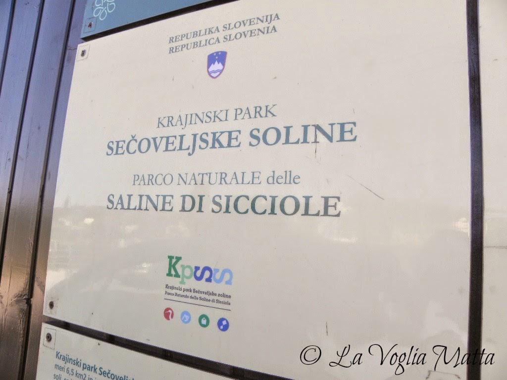 Saline di Sicciole Slovenia ingresso