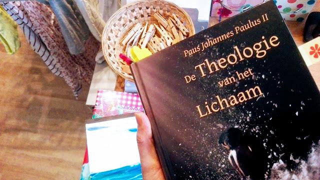 Kaft van het boek De Theologie van het Lichaam van Paus Johannes Paulus II