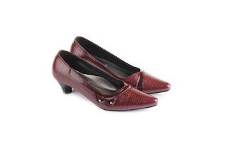 Sepatu Kerja  Wanita JLX 4106