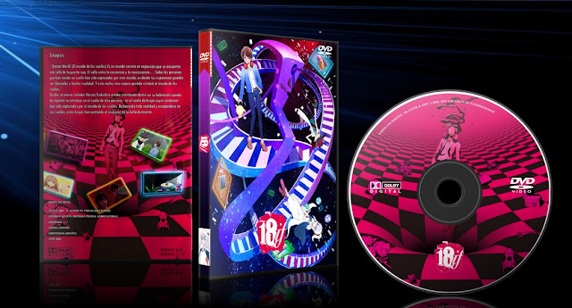 18if | Cover DVD |