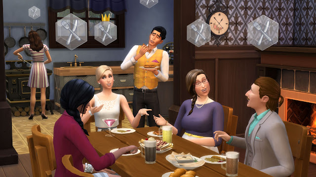 the sims 4 get together expansion pack club