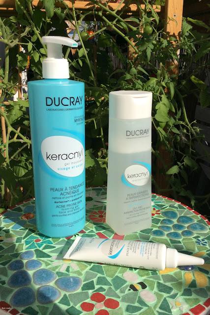 routine anti acné