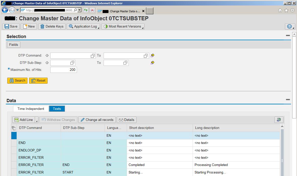 Martin Maruskin blog (something about SAP): BW 74: Master data