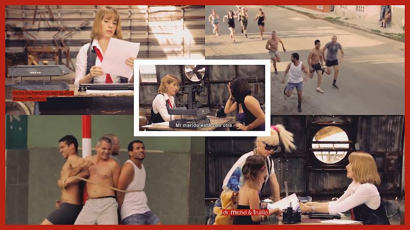 Rebeca Martínez - ¨Todos los hombres son iguales¨ - Videoclip - Dirección: Michel & Trujillo. Portal del Vídeo Clip Cubano