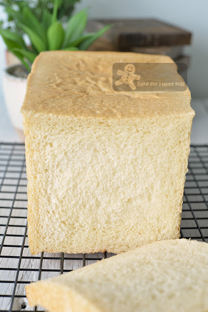 condensed milk sandwich bread