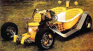 Clawfoot Tub Car