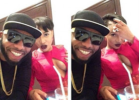Tonto Dikeh and Best Friend Swanky Jerry ends relationship