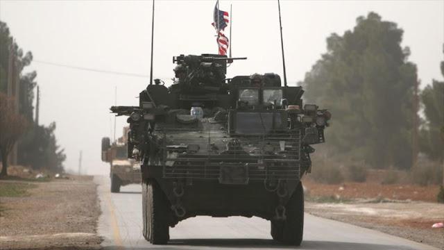 Rusia revela que EEUU posee 20 bases militares en norte de Siria