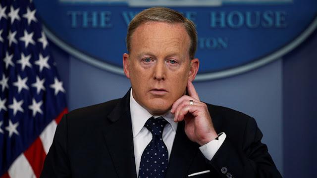Dimite el secretario de prensa de la Casa Blanca, Sean Spicer