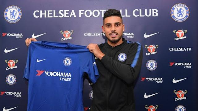 Resmi Emerson Bergabung Bersama Chelsea
