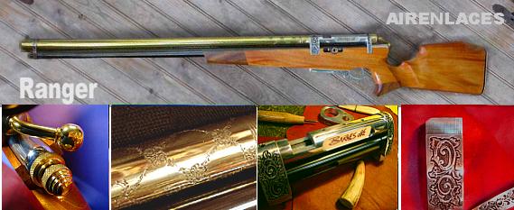 Rifles de aire grandes calibres