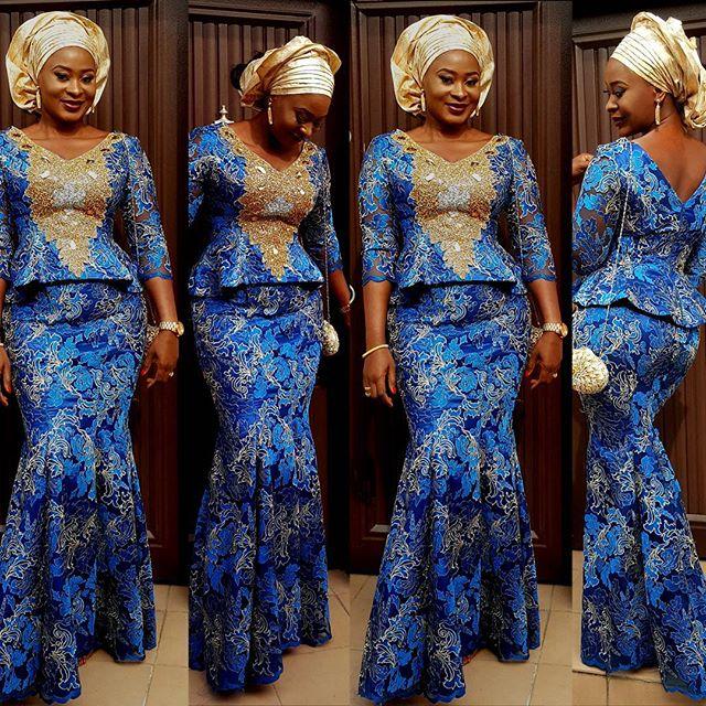 Peplum Ankara Skirt And Blouse Styles To Rock Fashion Nigeria