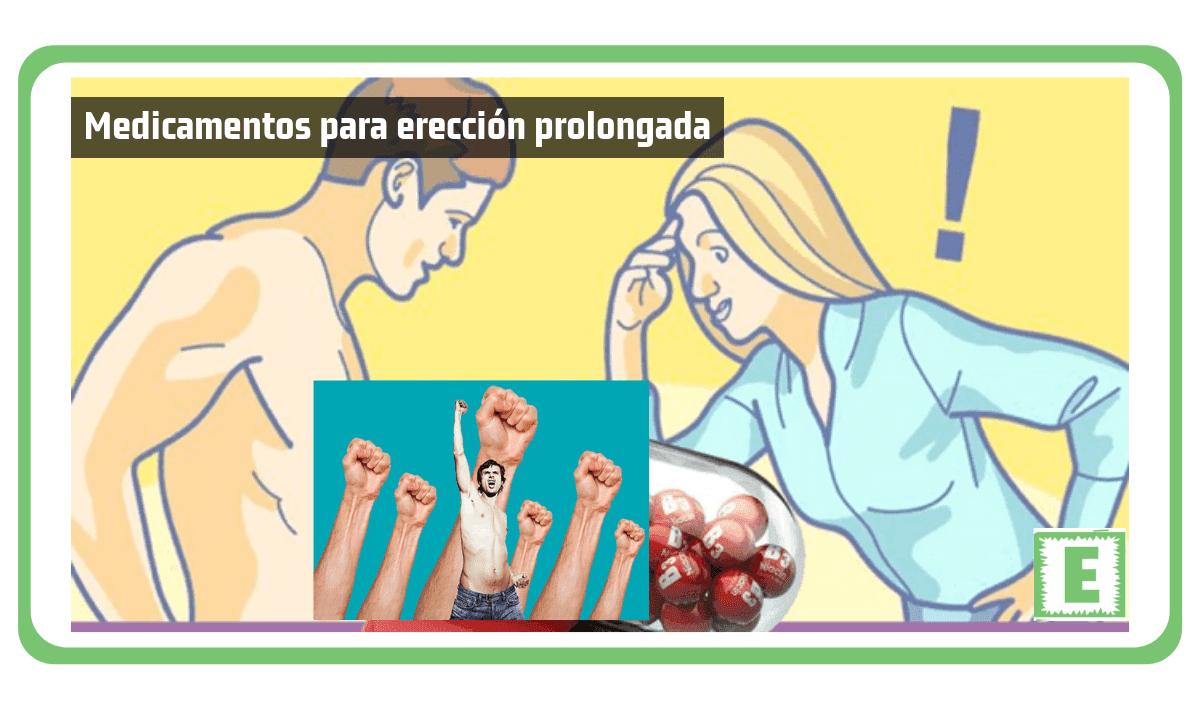Medicamentos Para Erección Prolongada