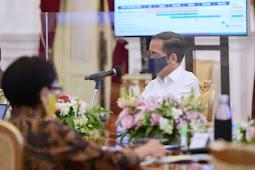 Joko Widodo Ungkap Pandemi Jadi Momentum Transformasi Sektor Pariwisata dan Penerbangan