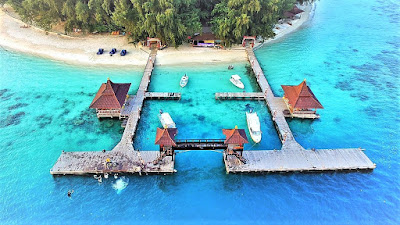The Beautiful Of Sepa Island