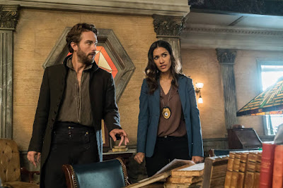 Sleepy Hollow Season 4 starring Tom Mison and Janina Gavankar (19)