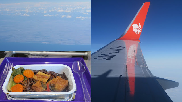 Malindo air review